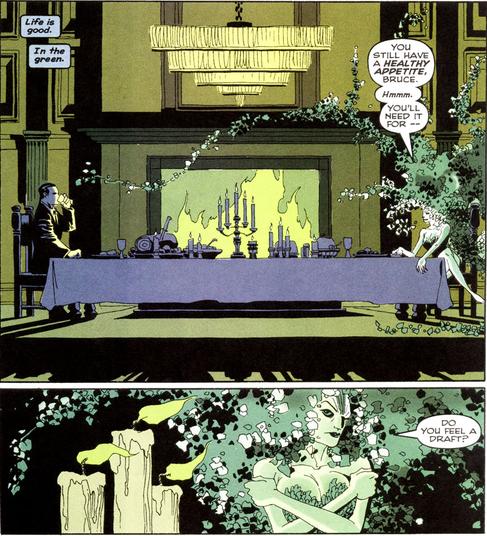 Wayne Enterprises is going green.