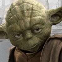 yoda little man who is DOWN wit his bad self