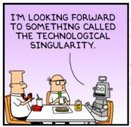 dilbert singularity