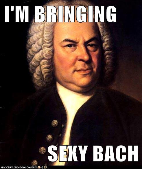 I'm Bringing Sexy Bach