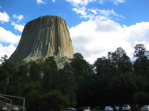 5 Devils Tower