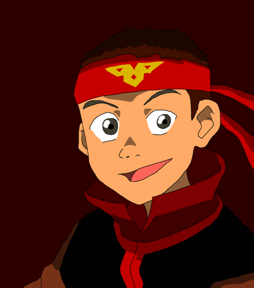 Aang Headband