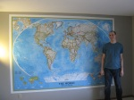 Brian Buckley spanning the world