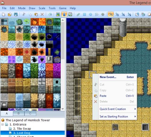 RPG Maker screenshot