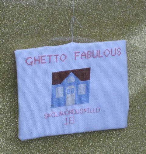 1 ghetto