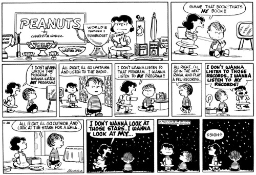 Peanuts created by Charles Schulz. Official archive at Peanuts.com.