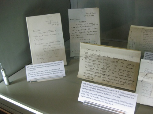 10 Oxford - OUP Museum - OED