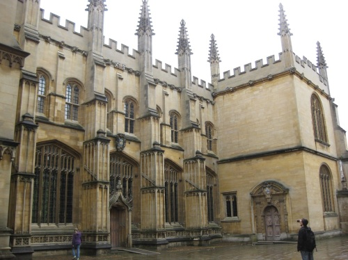 2 Oxford - somewhere