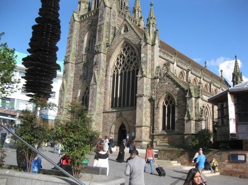 7 Birmingham - St. Martin's Church