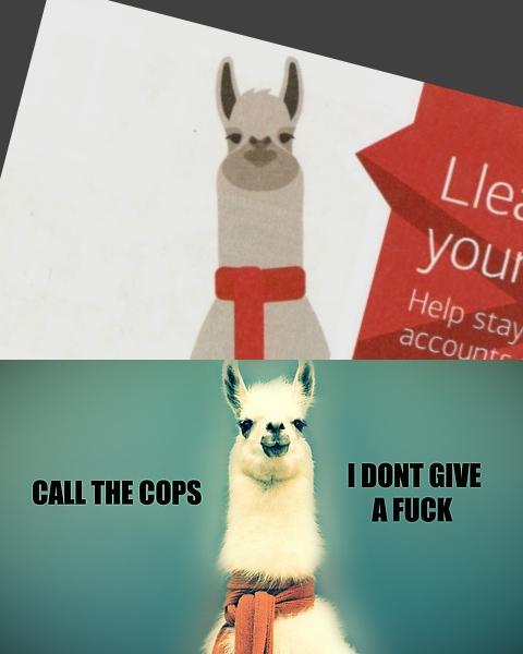 same llama